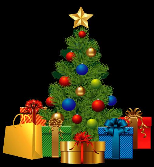 Cadeaux de Noël ... - gif