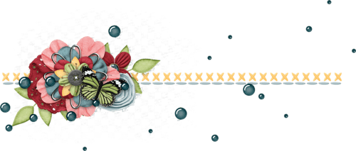 SAL trio : les Fleurs de mon Jardin - étape 2 - gifs fleurs