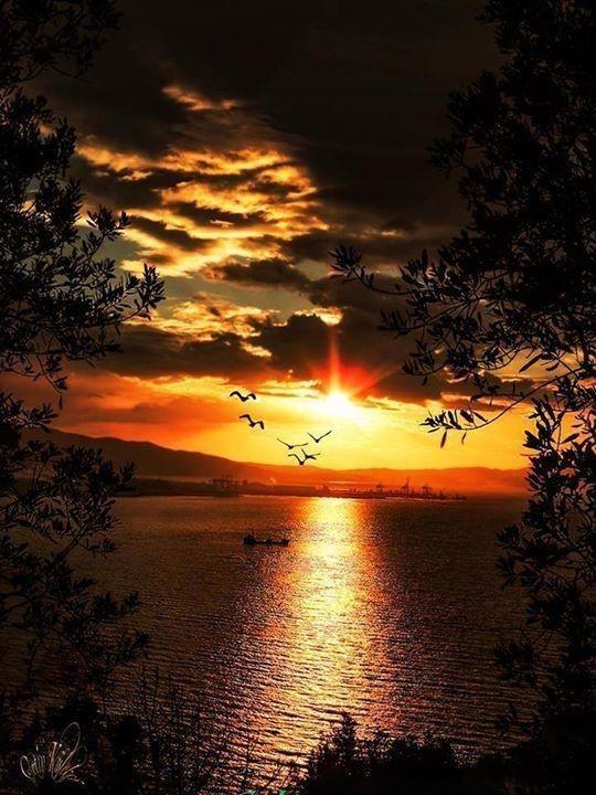 Paysages coucher de soleil - Photos coucher de soleil ...