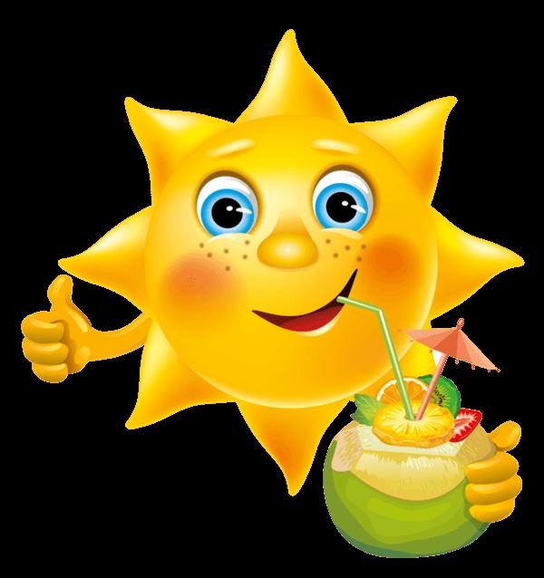 Meteosaisons soleil - Image soleil rigolo ...