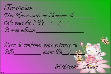 Cartes invitation - Cartons pour demenagement gratuit ...