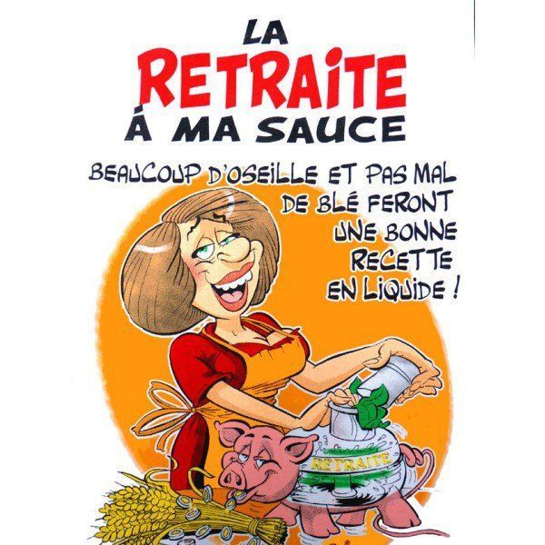Message depart retraite collegue humour for Humour retraite