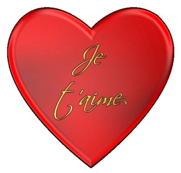 Je t aime page 6 - Coeurs amoureux ...